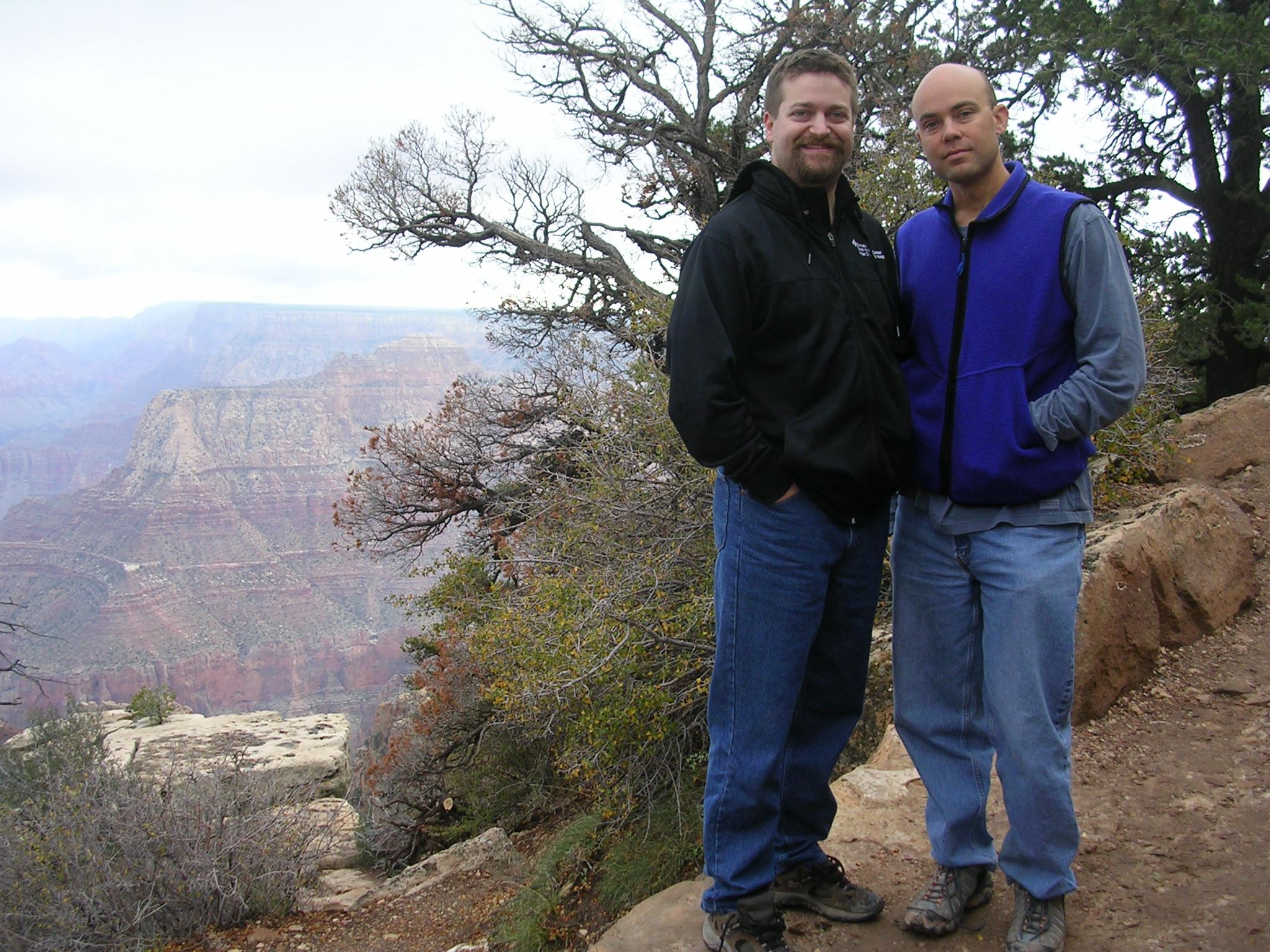 Brian and Dan